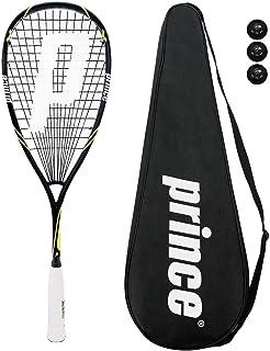 rince Pro Beast 650 Powerbite racchetta da squash + 3 palline da squash Dunlop Pro