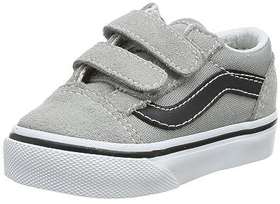 de32f3058a Vans Kids Old Skool V Drizz Shoes (4.5 M US Toddler)