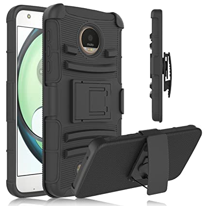 Amazon.com: Moto Z Play Case, venoro Heavy Duty armadura ...