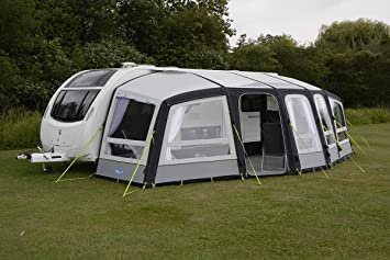 Kampa Frontier Air Pro 400 Inflatable Caravan Awning 2018 Model