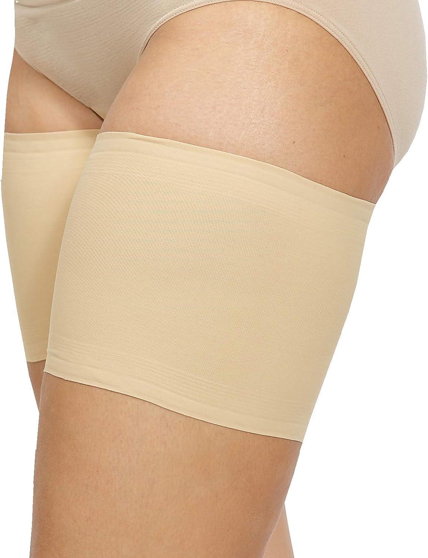 Bandelettes bandas elásticas unisex para evitar el roce de los muslos