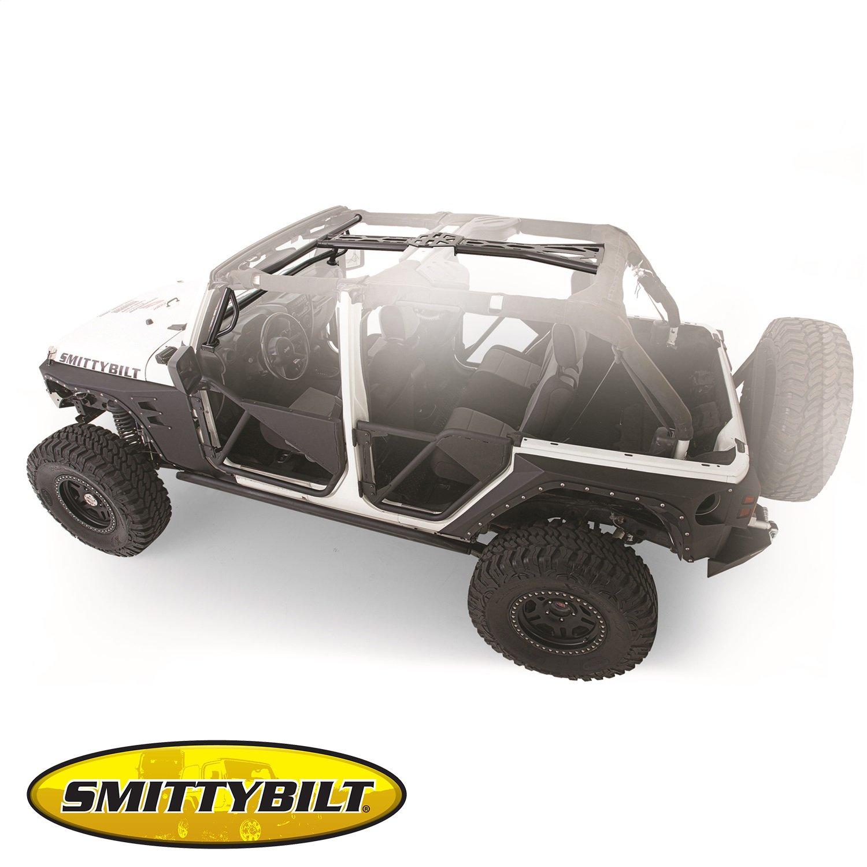 Brightt (S/B-JAM-578) SRC Cage Kit fits Jeep, Wrangler 2010-2017 by Brightt (Image #3)