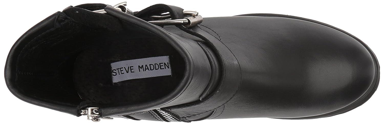Steve Madden Womens Gain Motorcycle Boot