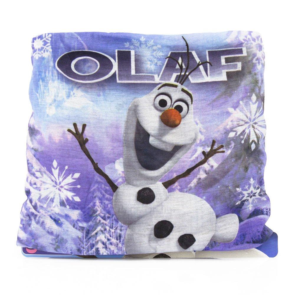 Disney Die Eiskönigin Multifunktionstuch, Schlauchschal, Bikertuch, Schal, Kopftuch, Stirnband, Bandana, Skimask mit Polar-Fleece HO4484
