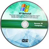 Windows XP Reinstall Recovery Repair Reset SP3 CD RecoveryEssence Disk