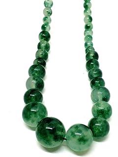Lachineuse BRACELET EN JADE VERITABLE - Symbolisme Paix Intérieure et  Harmonie - Boite écrin… 3,9 étoiles sur 5 16 · EUR 19,00 · Collier de  perles en ... d1c03675c733