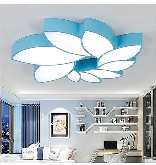 HEXIAOMAO Lámpara de techo en dormitorios simplicidad ...
