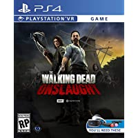 The Walking Dead Onslaught - Ps4
