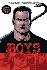 The Boys Omnibus Vol. 1 TPB Paperback