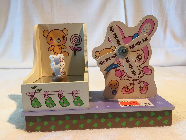 【超新作】 DancingDancing Rabbits音楽ボックス B078L27W9D, コンタクトレンズのウェイブマート:5e2b31fc --- arcego.dominiotemporario.com