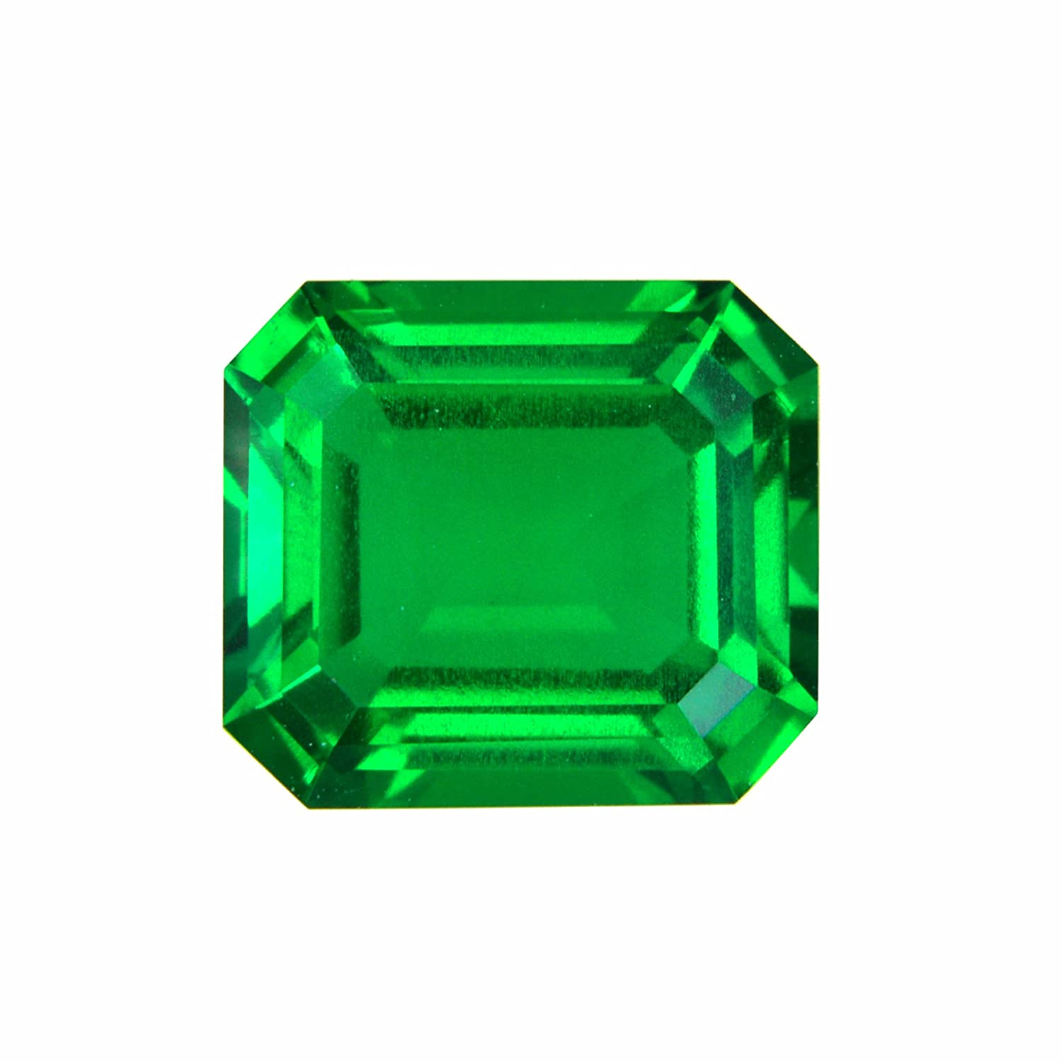 loose amazon dp aaa jewelry gemstone lab cut russian created of emerald cts pc com mm