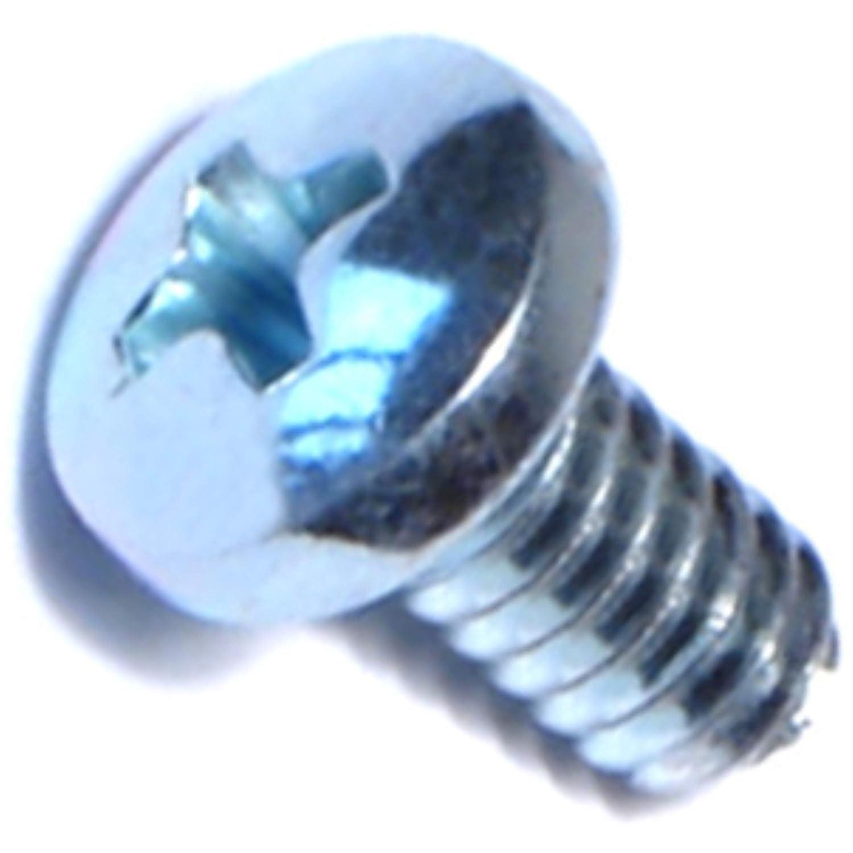Hard-to-Find Fastener 014973296360 Phillips Pan Machine Screws Piece-40 10-24 x 3//8