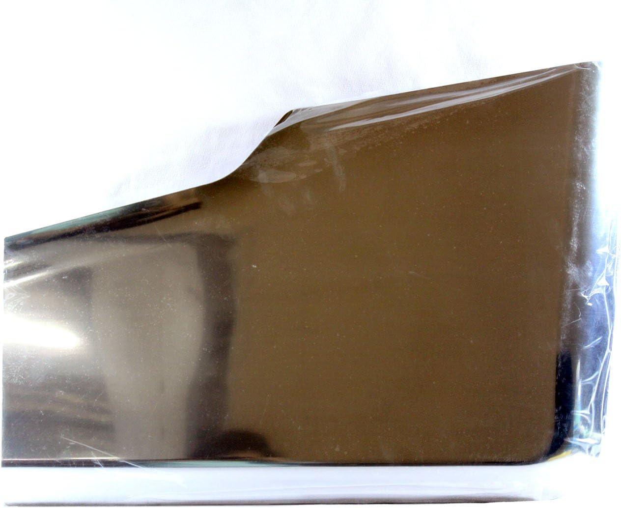 OEM Dell Alienware Aurora R3 Fixed Side Cover Upper Chrome K1PMN