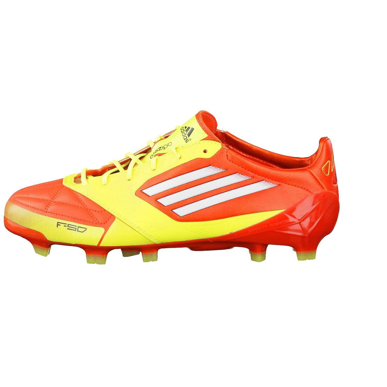 Adidas F50 adizero TRX FG miCoach Bundle L44618 40, Orange