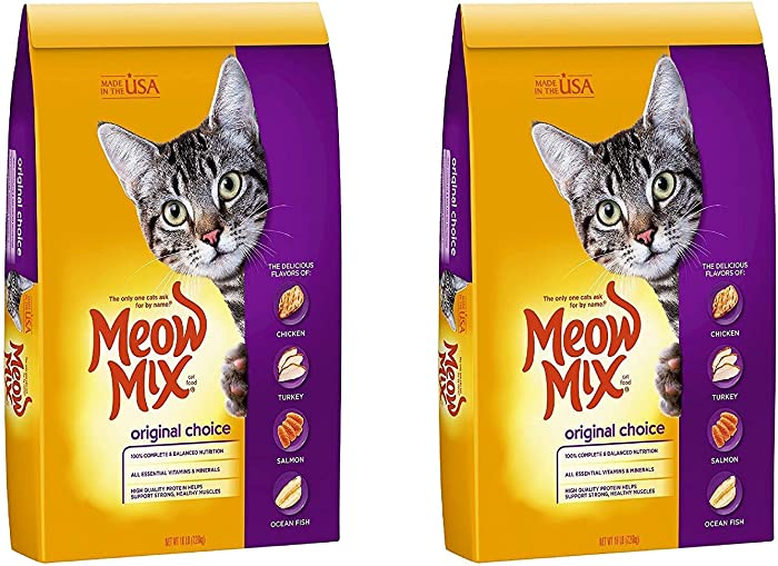Top 10 Cat Food Choice