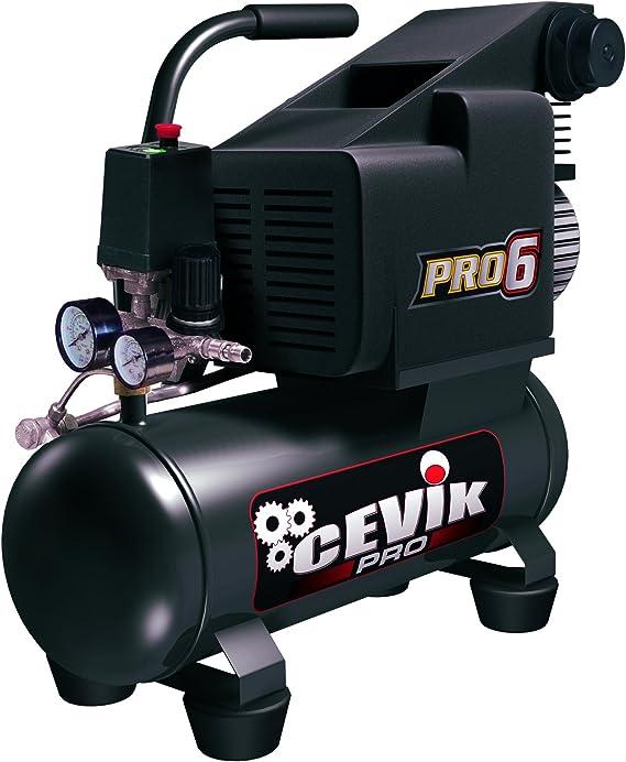 Cevik CA-PRO6 - Monoblock Portátiles 230V- 750W- 6 Lt.- 8 BAR- 126 ...