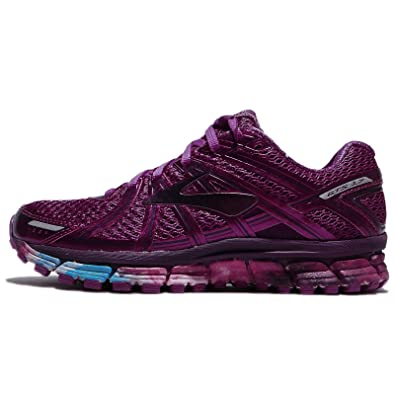 8bb5a7b97357c Brooks Women s Adrenaline GTS 17 Night Sky Hollyhock Gloxnia 5.5 B ...