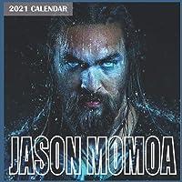 Jason Momoa 2021 Calendar: Jason Momoa 2021 Wall Calendar 8.5x8.5 Wall Calendar 16 Months