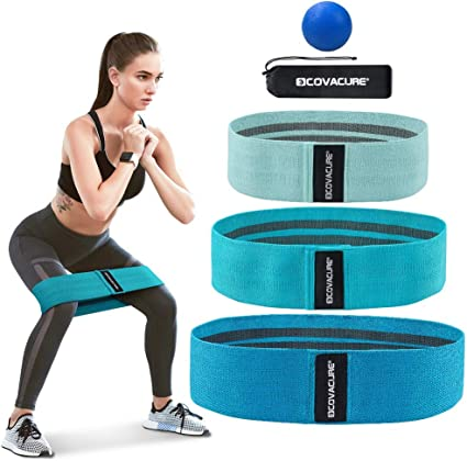 Fitness Hip Training Workout Yoga Gummi Set Widerstandsbänder Elastische Bänder