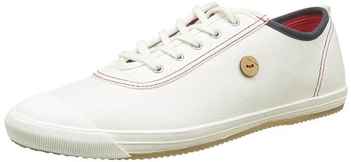 Faguo Oak, Sneaker Uomo, Bianco (off WHI S1813), 43 EU