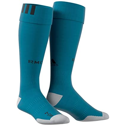 adidas 3 SO Calcetines Real Madrid, Hombre, Azul (azuint/gripur),