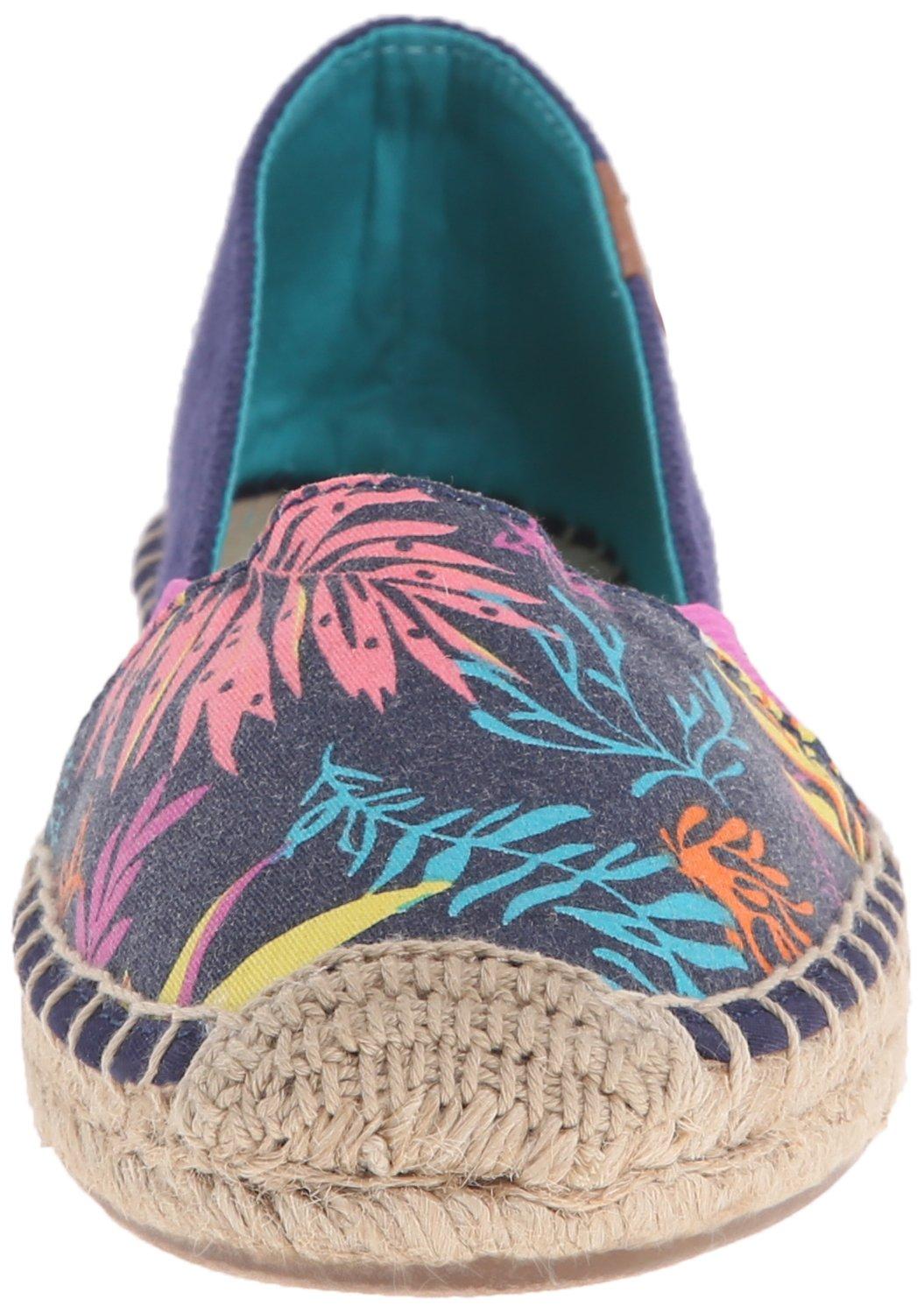 Sperry Top-Sider Women's Katama Cape Ballet Flat B01015RYKM 7.5 B(M) US|Prints Blue Seaweed
