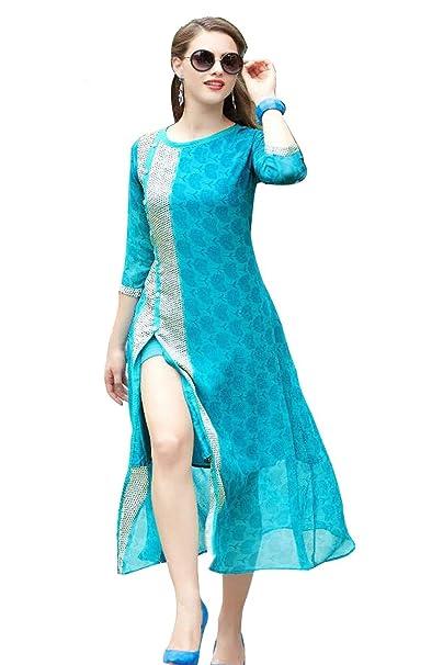 2bcf6e9422100 Kurti (Women s Clothing Kurti for women latest designer wear Kurti  collection in latest Kurti beautiful