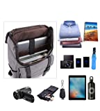 "Weekend Shopper 15.6"" Laptop Backpack Vintage"
