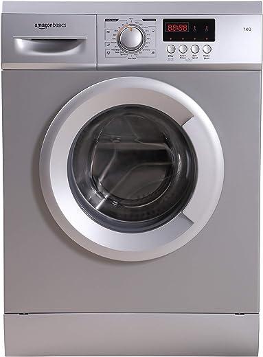 AmazonBasics Washing Machine 7 kg Fully-Automatic Front Load Self cleaning technology