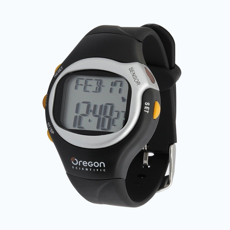 Oregon Scientific Heart Rate Monitor Watch w/Calorie Counter IHM8000 ...