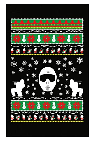Image Unavailable - Amazon.com: Airsoft Player Ugly Christmas Sweater Look Gift For Son