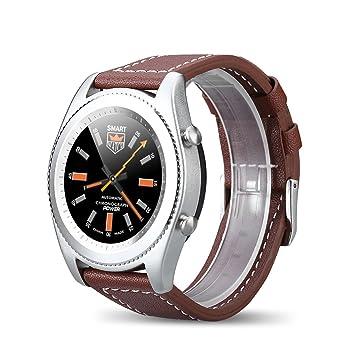 NO.1 S9 - Smartwatch con sensor de frecuencia cardíaca ...