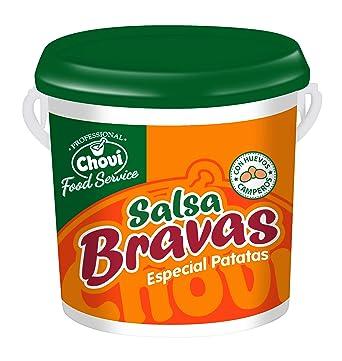 Salsa Patata Brava Chovi Cubo 2000 Ml