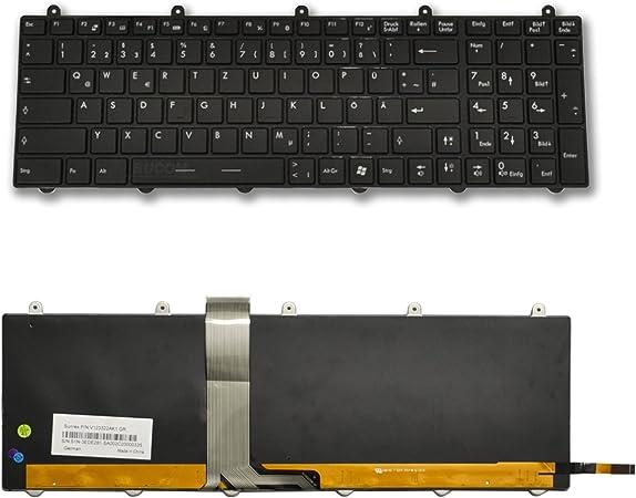 Teclado para MSI 2PE Apache Pro GE60 GE70 GE70 – 2pei781 W7 ...