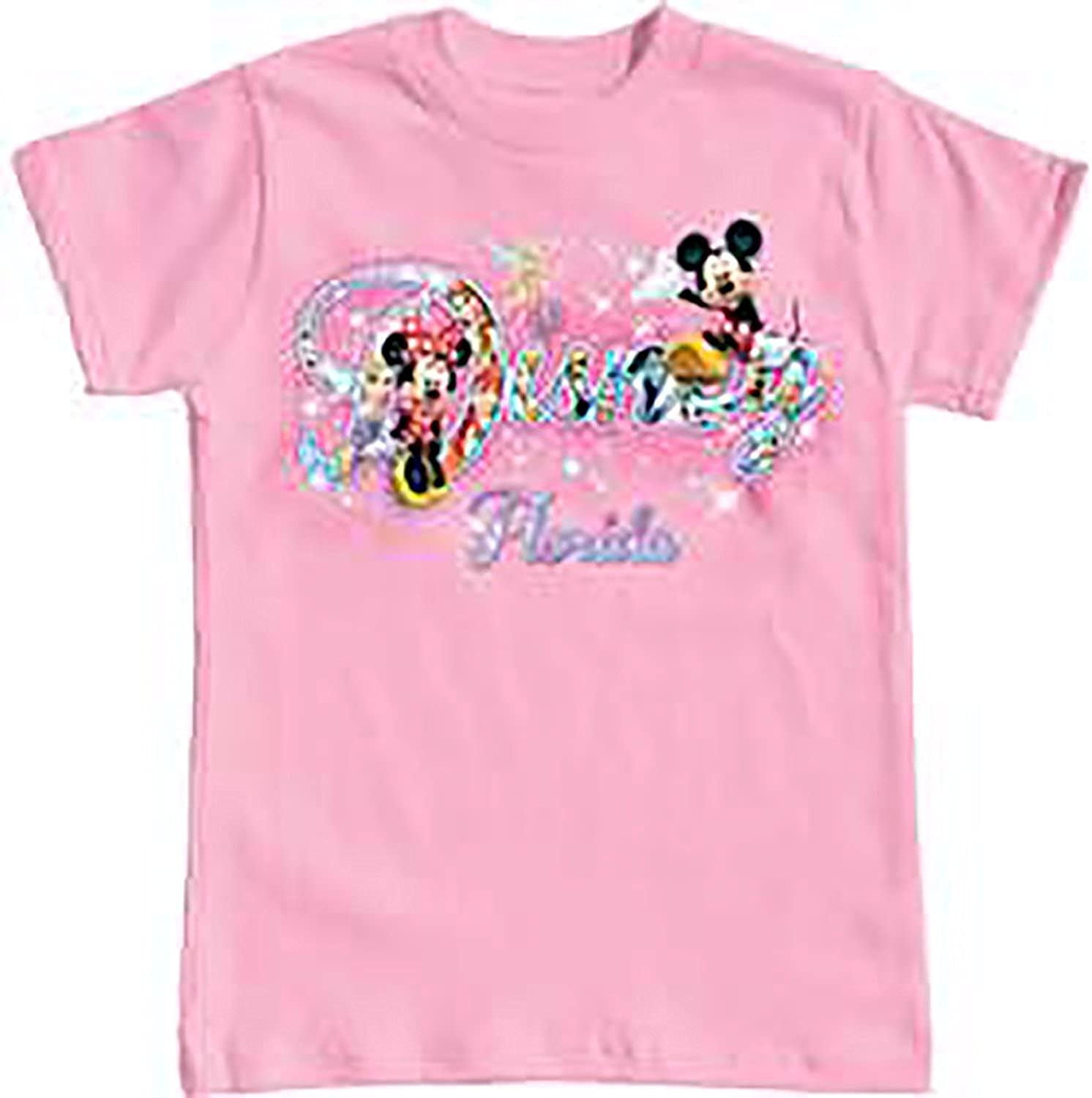 Disney Fl Its All About Me Minnie Mouse Fashion T Shirt Red Large