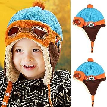 sunnymi Praktisch ☆ Baby Winter Warm Cap ☆Jungen Kinder Hut Beanie ...
