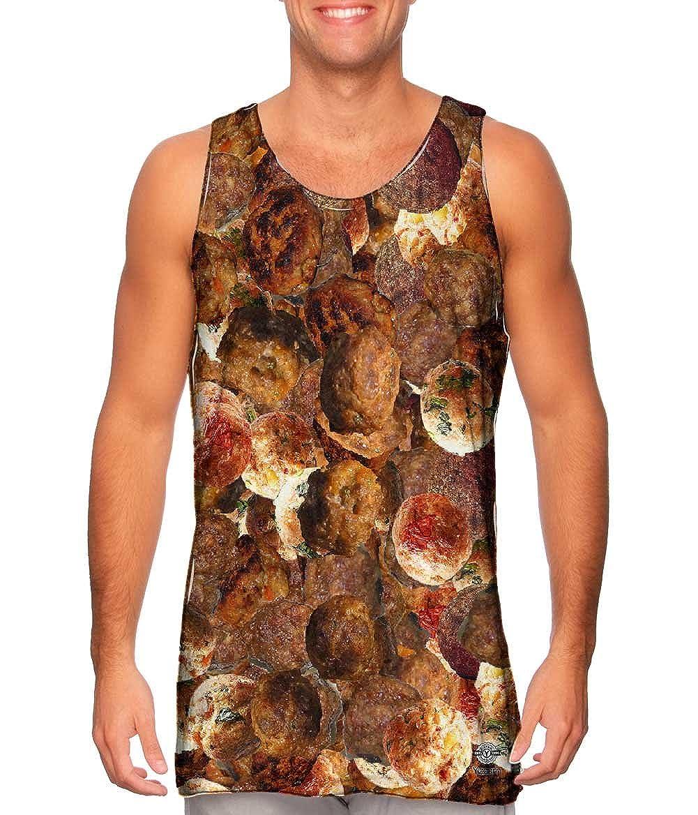 Yizzam Tshirt Italian Meat Balls Mens Tank Top