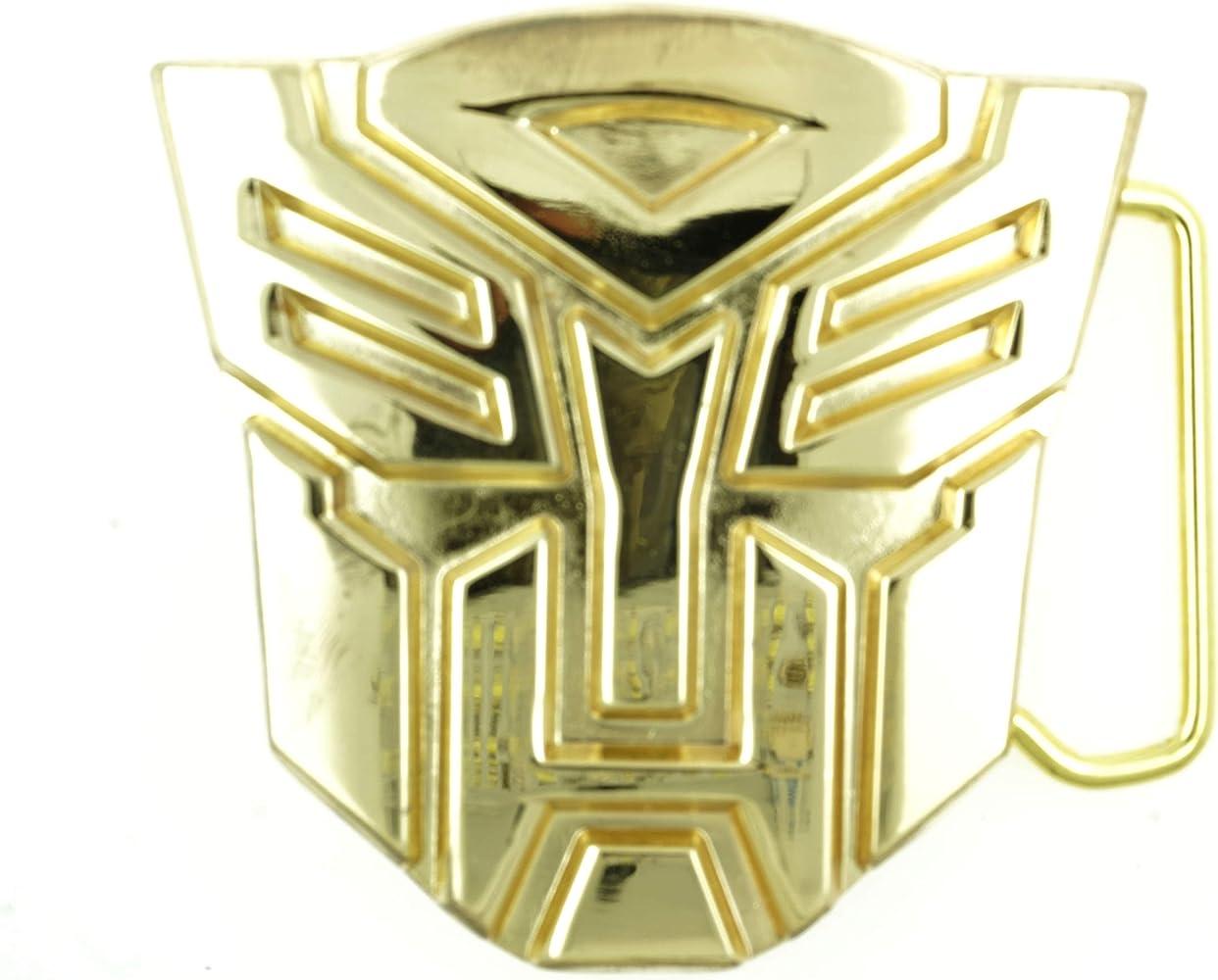 Autobot Transformers Metal Belt Buckle