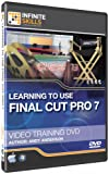 Infinite Skills Learning to use Final Cut Pro 7 Tutorial - Video Training DVD-ROM