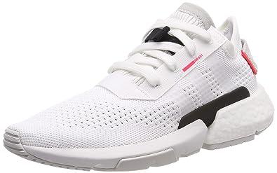 new concept 8831a ce6bf adidas Pod-s3.1 Pk, Herren Gymnastikschuhe, Weiß (Ftwr White