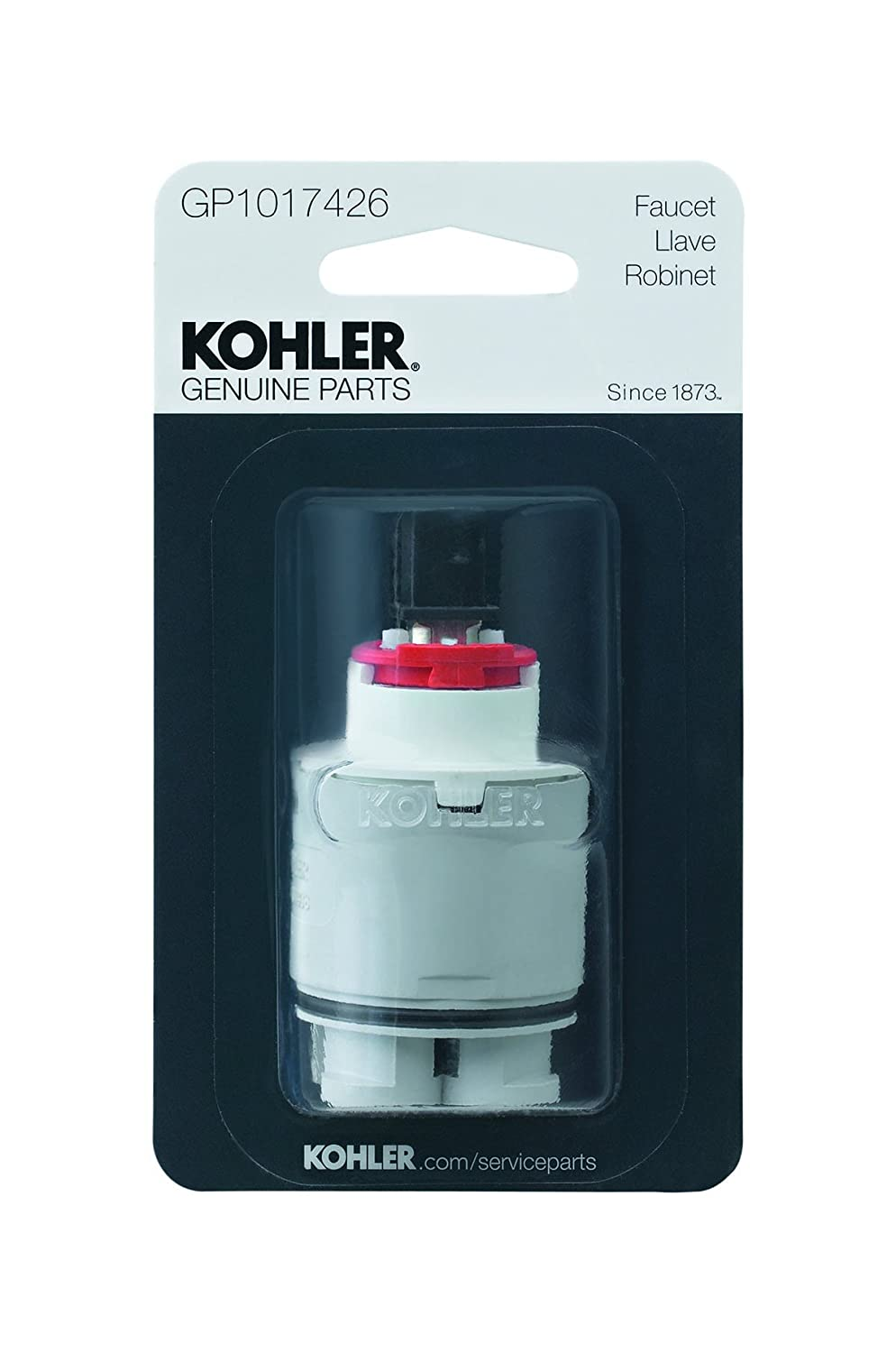 KOHLER GENUINE PART GP1017426 VALVE - Faucet And Valve Washers ...