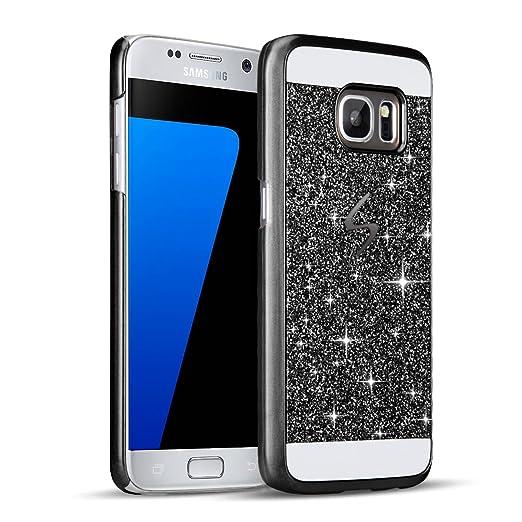 6 opinioni per Sunroyal® Elegante Bumper Custodia per Samsung Galaxy S7 (5.1 pollici) Ultra