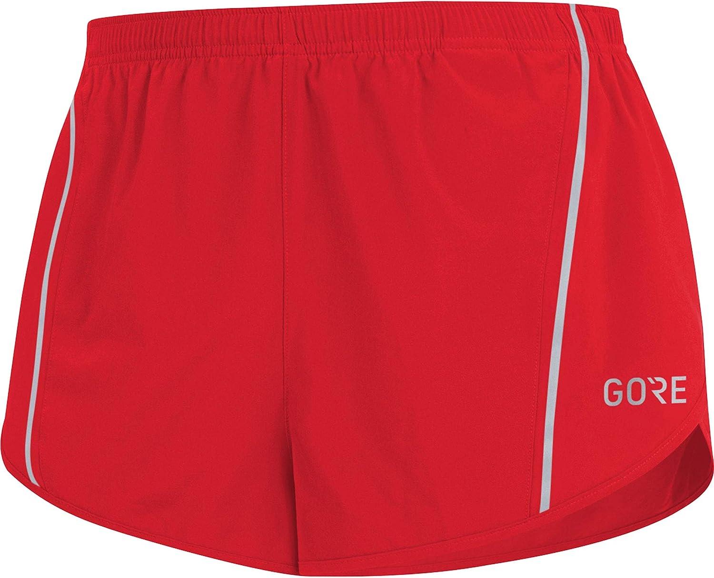 XL Color Size GORE WEAR R5 Mens Running Shorts Black Gore Bike Wear 100151