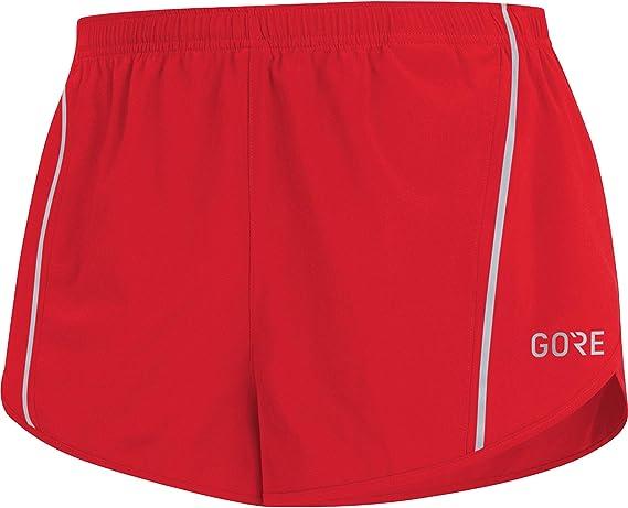 TALLA XL. GORE WEAR, Hombre, Pantalones Cortos Transpirables para Correr, Gore R5 Split Shorts, 100151