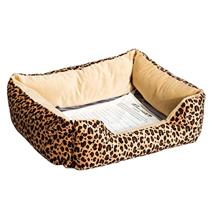 Pawhut mascota perro cachorro cama caliente calefacción eléctrica camas Cat Kitten calentador de cama Mat seguro