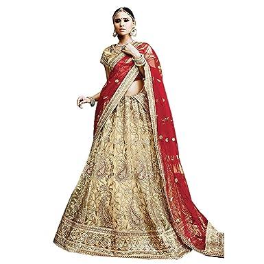 Indian Bollywood Pakistani Lehenga Choli Dupatta Wedding Eid Muslim Women Dress Sexy Blouse Bra Punjabi