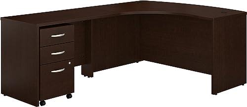 Bush Business Furniture Series C Left Handed L Shaped Desk
