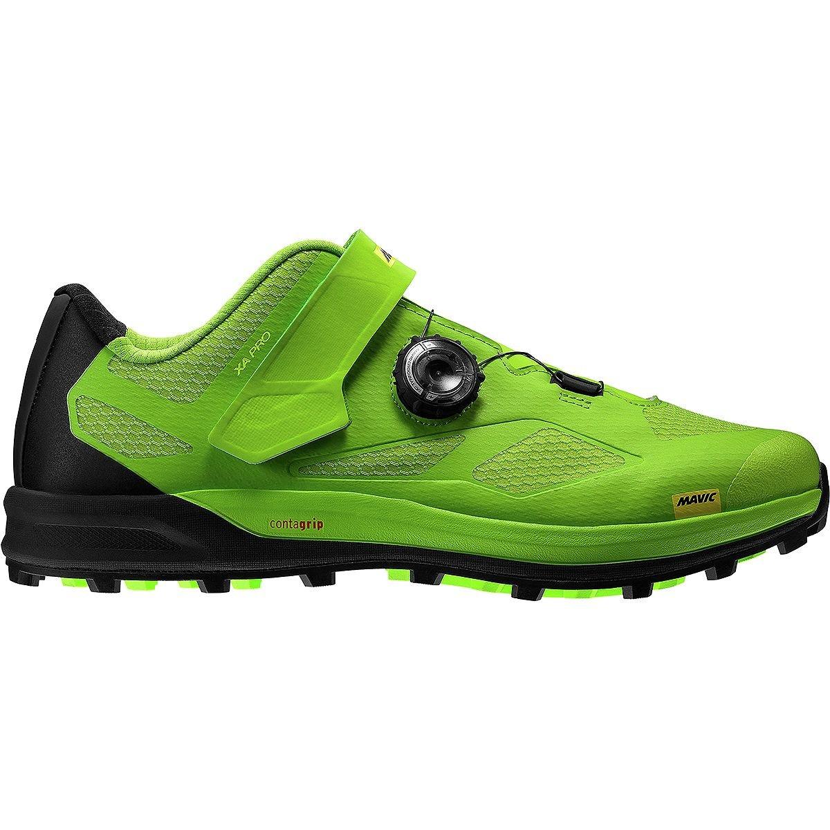 [マヴィック] XA PRO (クロスアドベンチャー プロ) L40031200 B078S5F2MK US 13.5/UK 13.0|Lime Green/Pirate Black/Safety Yellow Lime Green/Pirate Black/Safety Yellow US 13.5/UK 13.0