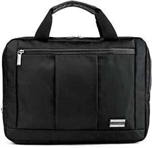 2n1 Messenger Bag and Backpack Laptop Case for Dell Latitude, XPS, Ultrabook 12.5 inch 13.3 inch