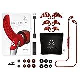 Jaybird Freedom F5 In-Ear Wireless Bluetooth Sports Headphones - Secure Sports Fit - Tough All-Metal Design - Blaze